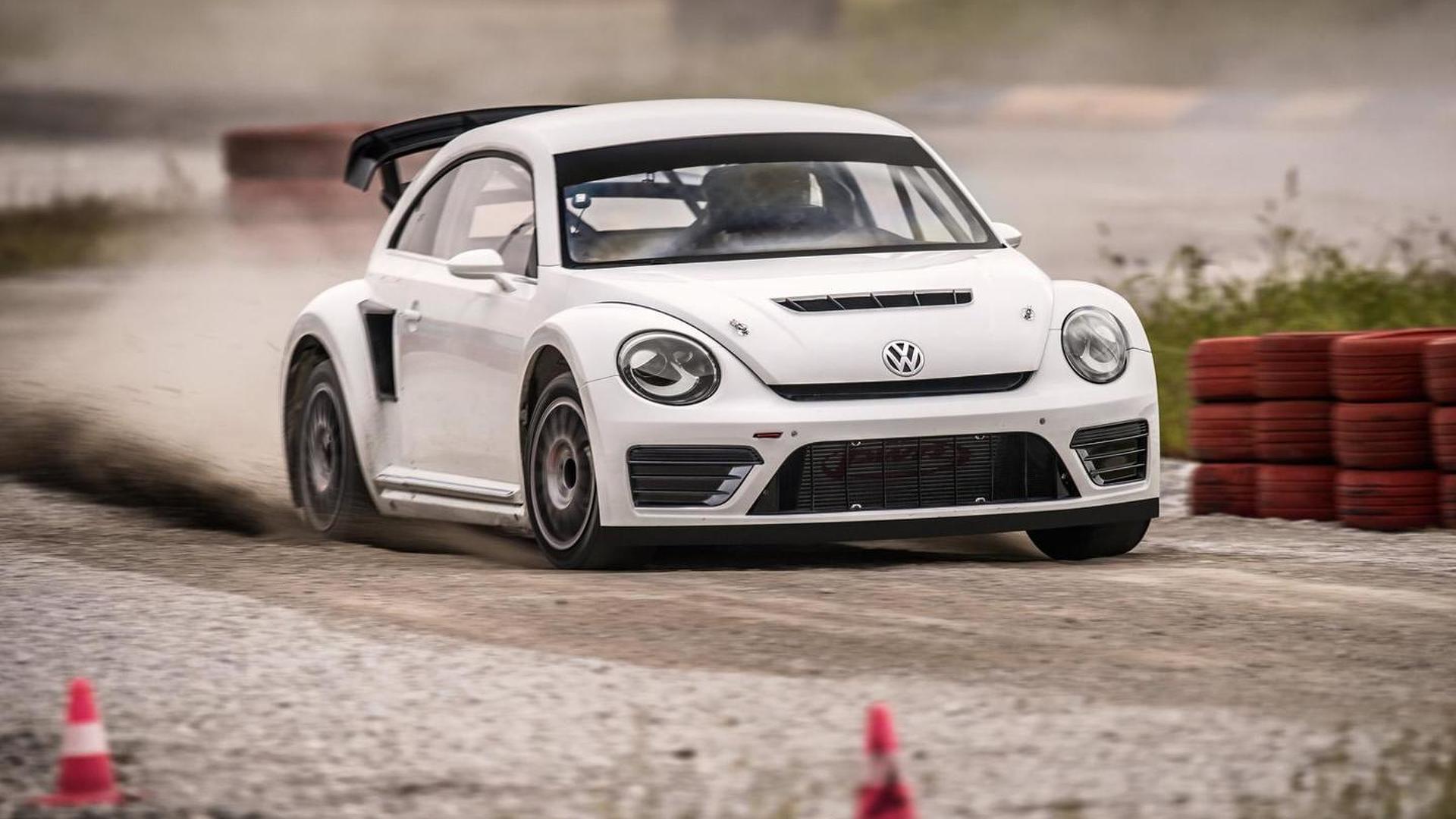 Ралли-кросс Volkswagen Beetle GRC 2014 года