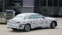 2016 Mercedes C-Class Cabrio spy photo