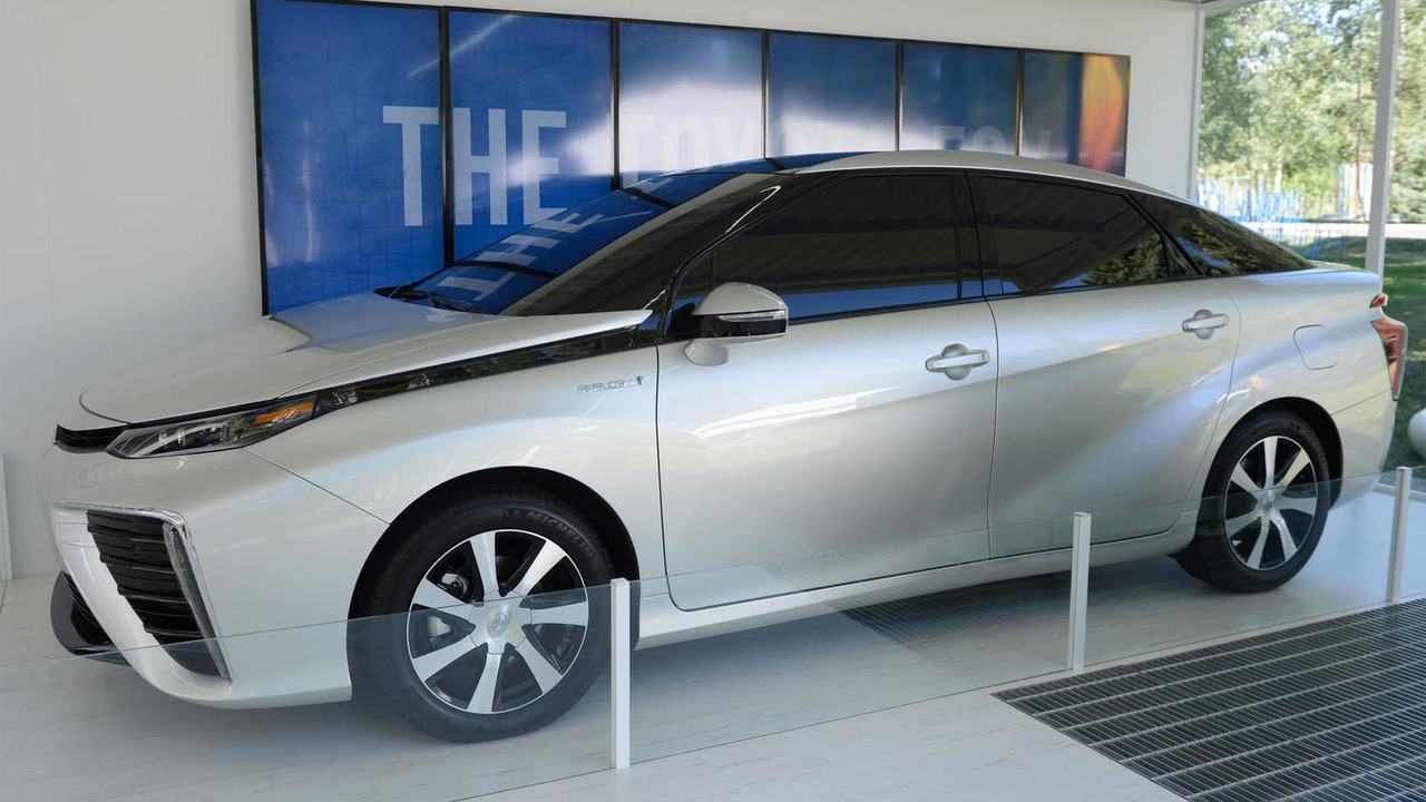 Toyota FCV live at Aspen Ideas Festival