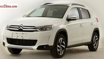 Citroen C3-XR returns in fully revealing images