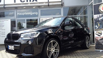 Manhart BMW X4