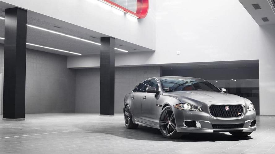 2014 Jaguar XJR to debut in New York