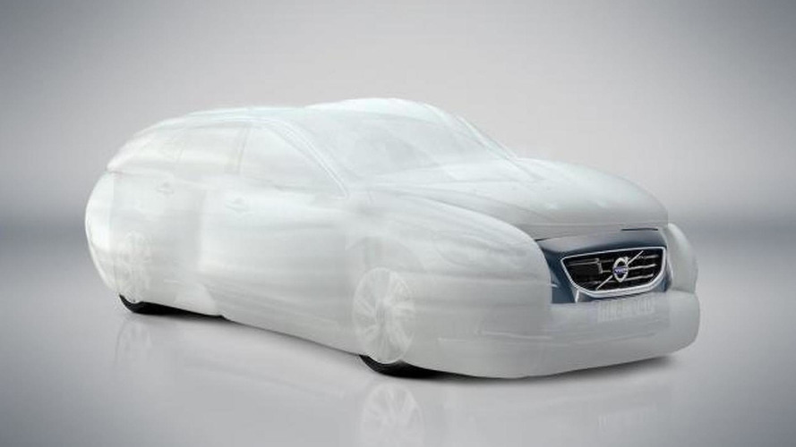 Volvo launches external airbag technology