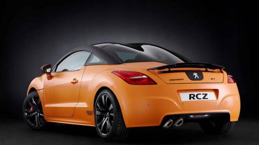 Peugeot RCZ Arlen Ness announced