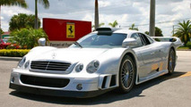 Truth about the Mercedes-Benz CLK GTR AMG for sale emerges
