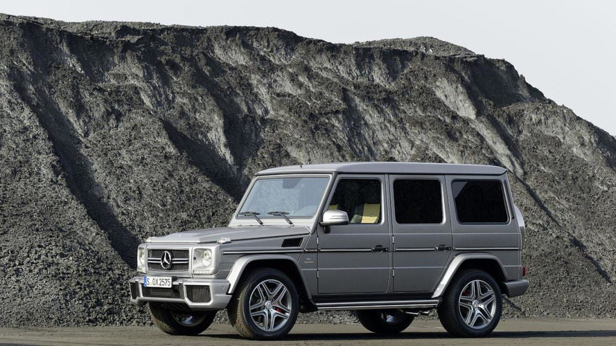 Mercedes G65 AMG coming to America in 2016