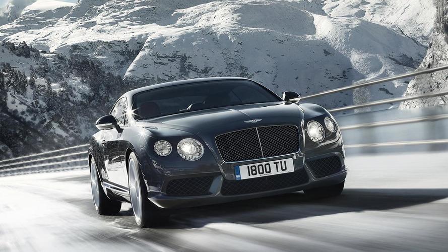 Bentley sales increase - SUV decision coming soon