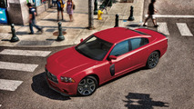 2012 Dodge Charger Redline packs 590 hp - debut in Detroit