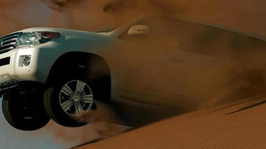 2012 Toyota Land Cruiser facelift (JDM) released in detail