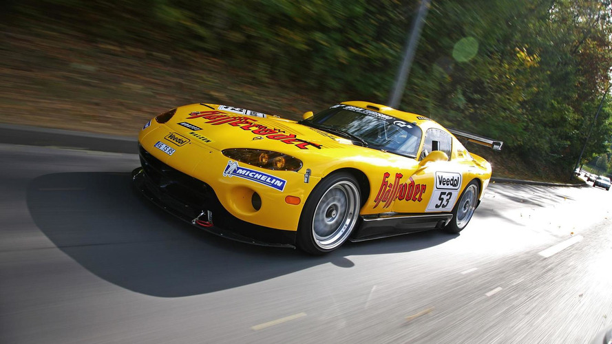Zakspeed converts Dodge Viper GTS-R Race Car to Street Legal Beast
