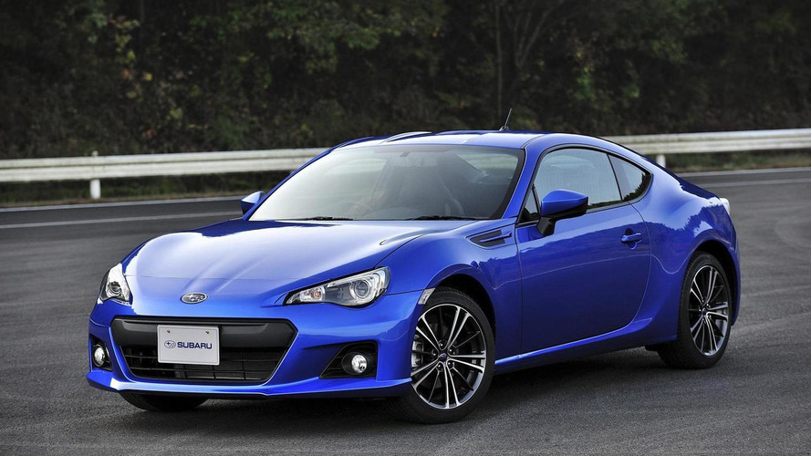 2016 Subaru BRZ gains new equipment & lower prices in the U.S.