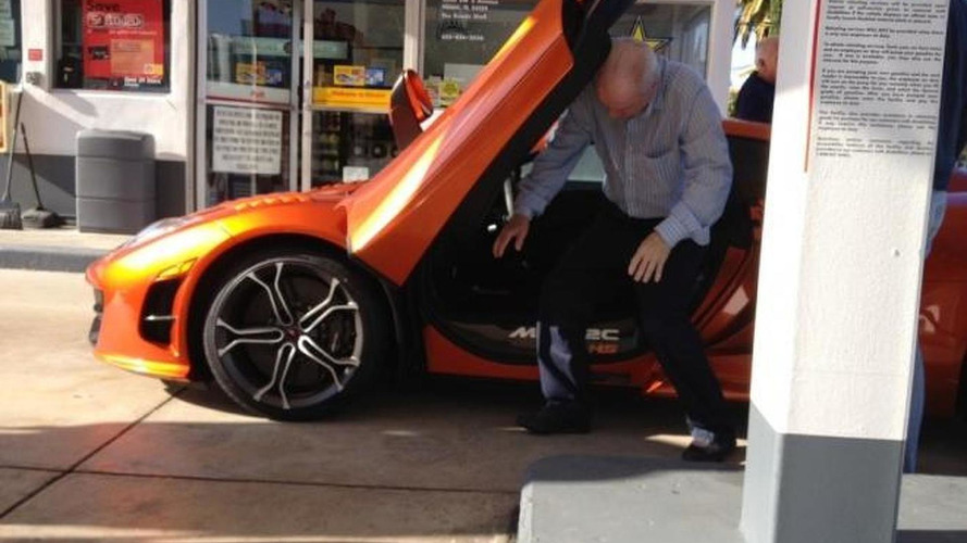Exclusive McLaren MP4-12C High Sport edition uncovered