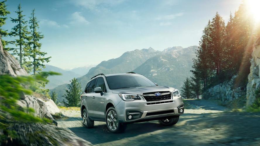 2018 Subaru Forester Offers EyeSight; Starts At $25,995