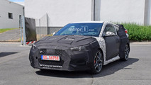 2019 Hyundai Veloster N spy photos