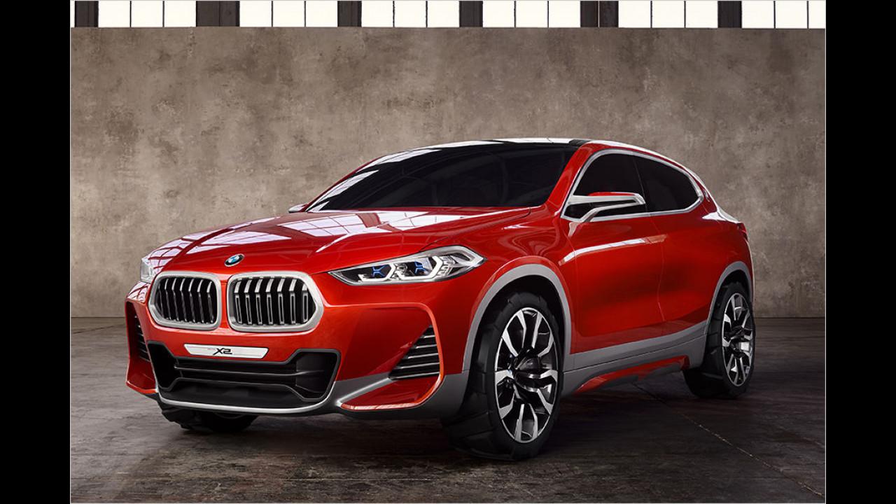 Flop: BMW X2 Concept