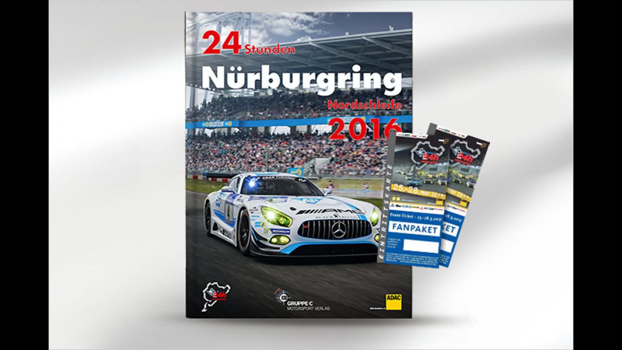 24 Stunden Nürburgring 2017 Ticket Package