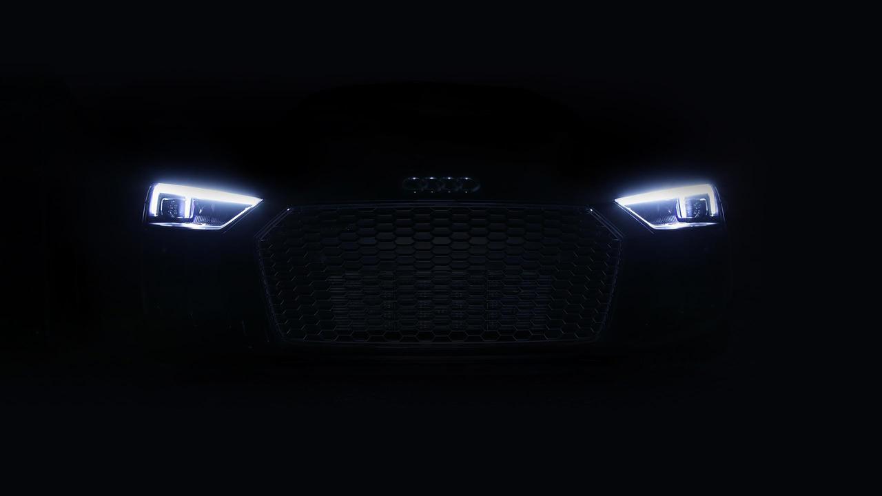 2018 Audi R8 V10