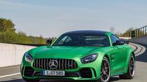 Mercedes GT-R 2017