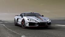 Italdesign Automobili Speciali concept