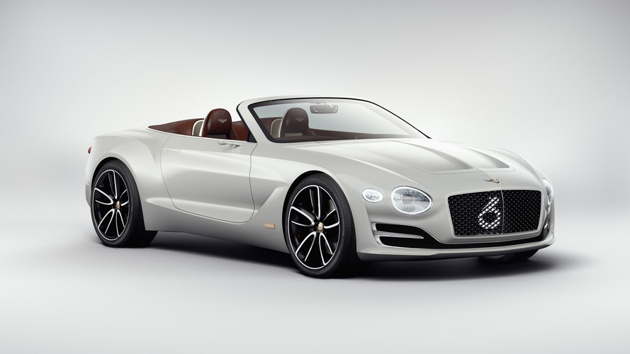 Bentley EXP 12 Speed 6e konsepti