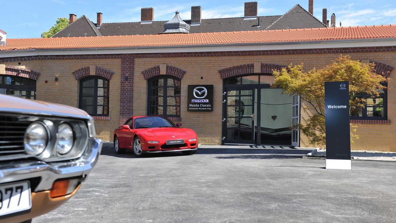 Mazda Klasik Otomobil Müzesi