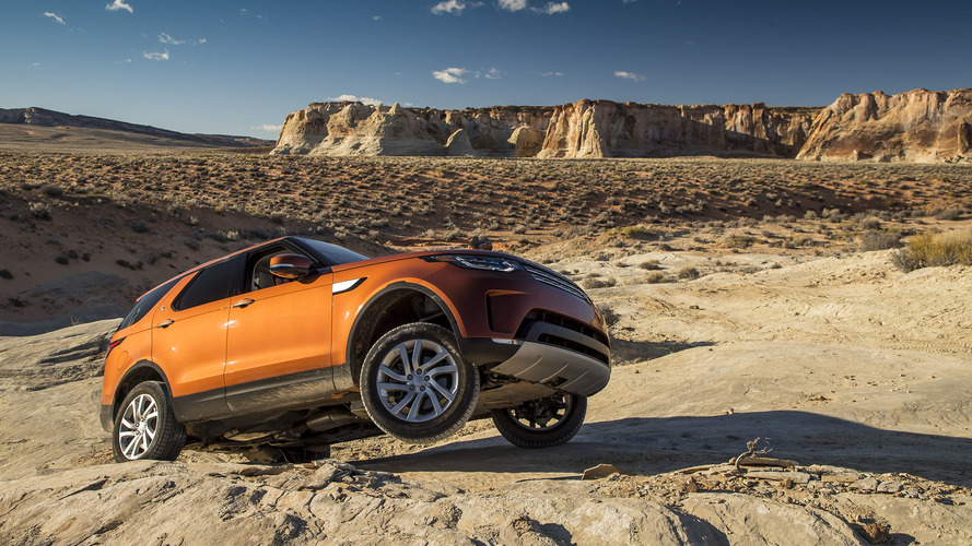 Hardcore Land Rover Discovery SVX Off-Roader All But Confirmed