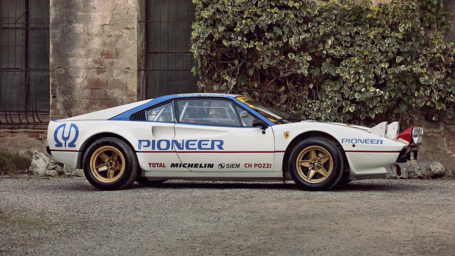 This Ferrari 308 GTB Group 4 could be your next race car