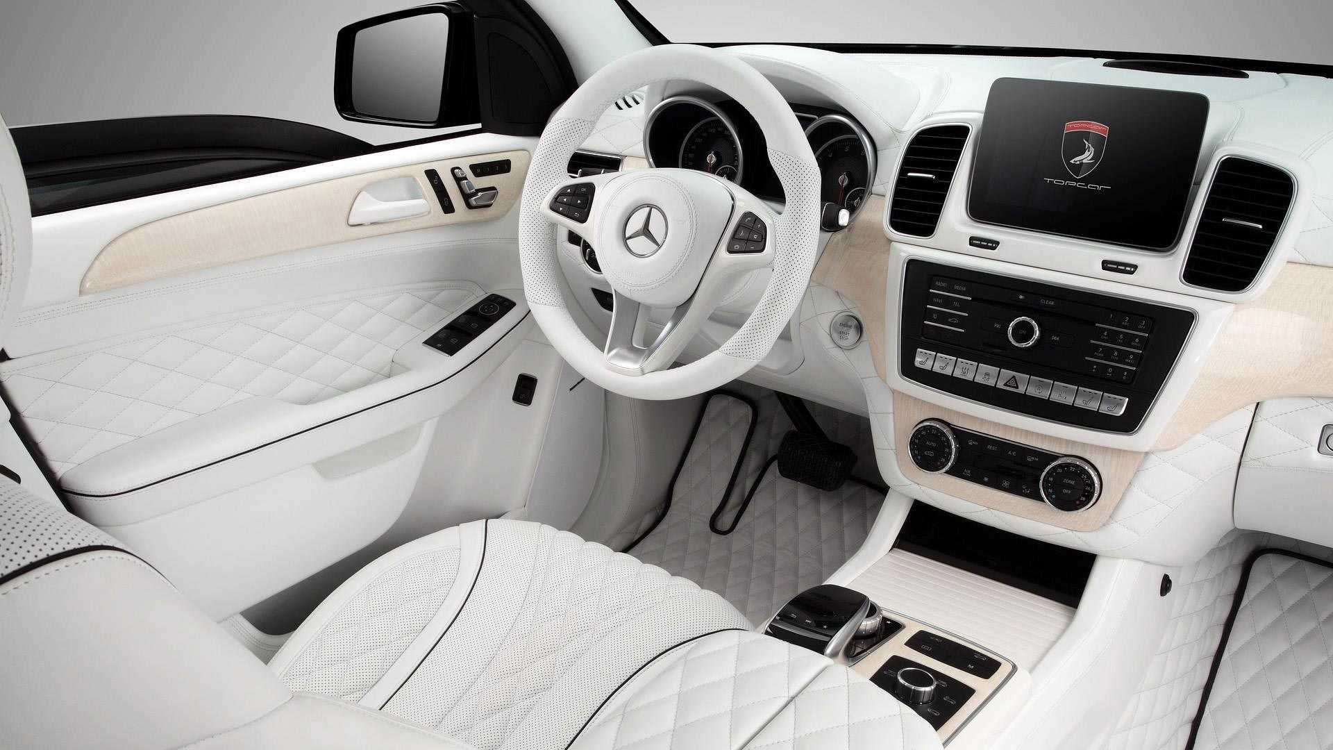custom mercedes gle interior is like you died and went to heaven. Black Bedroom Furniture Sets. Home Design Ideas