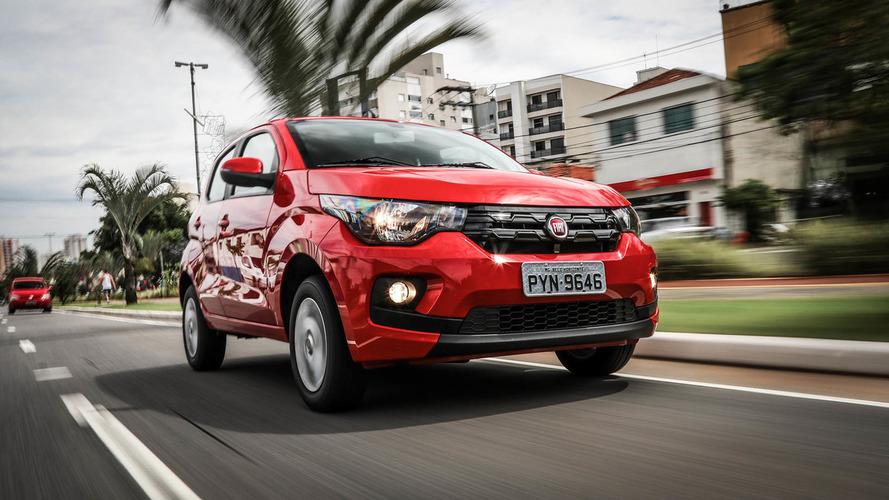 Populares em junho – Fiat Mobi registra recorde e up! cai