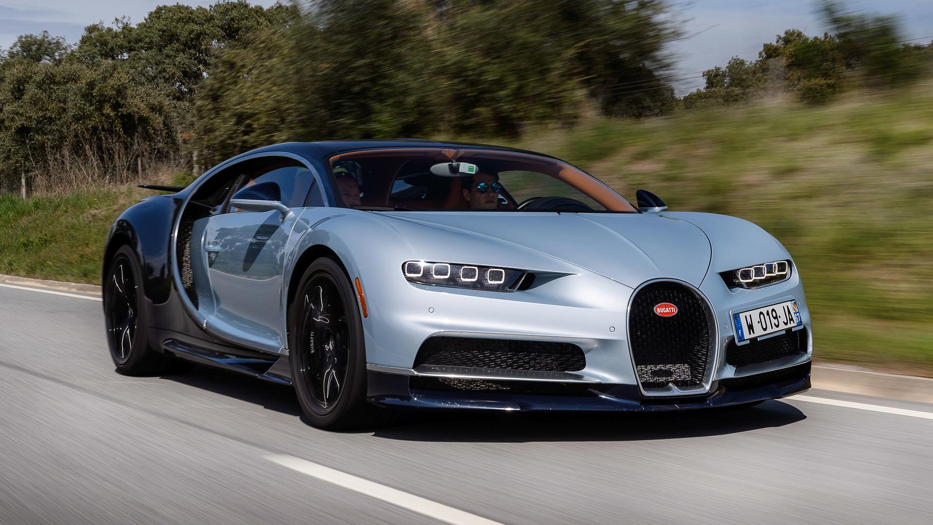 Bugatti Chiron 2017 El Rey De La Velocidad A Prueba