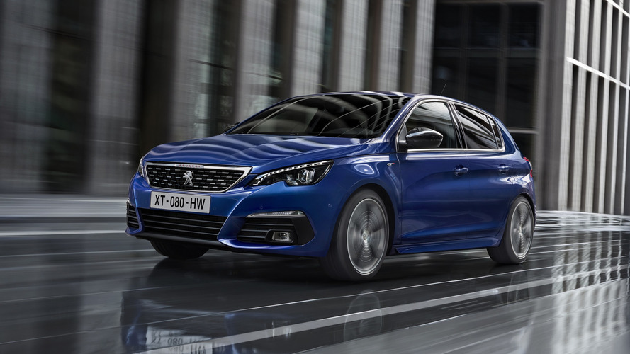 Updated Peugeot 308 gets new safety tech
