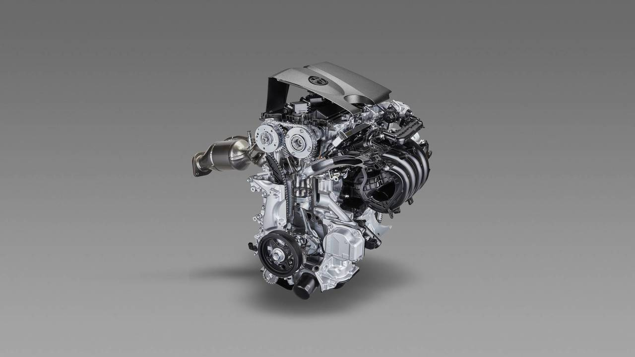 Yeni Toyota 2.0 Dynamic Force motor