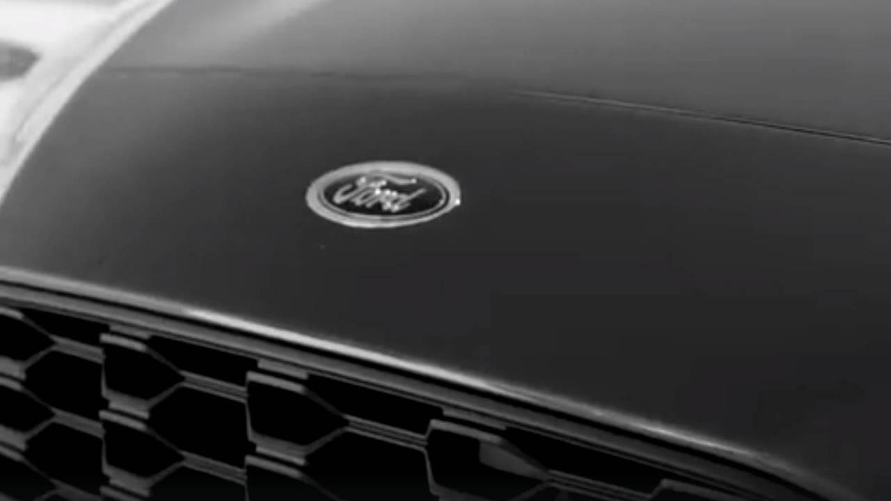 2019 Ford Focus teaser image