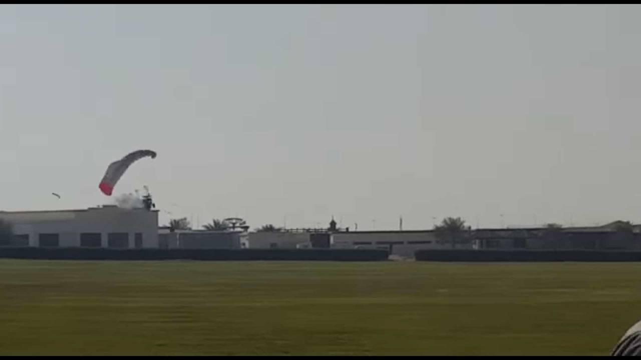 Skyrunner Uçan ATV Kazası