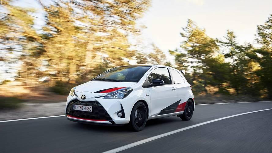 2018 Toyota Yaris GRMN İlk Sürüş: Fiyatı boş ver, keyfine bak