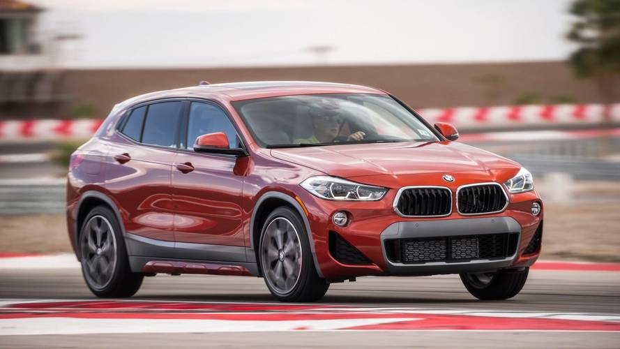 2018 BMW X2 First Drive: More Fun Than X1