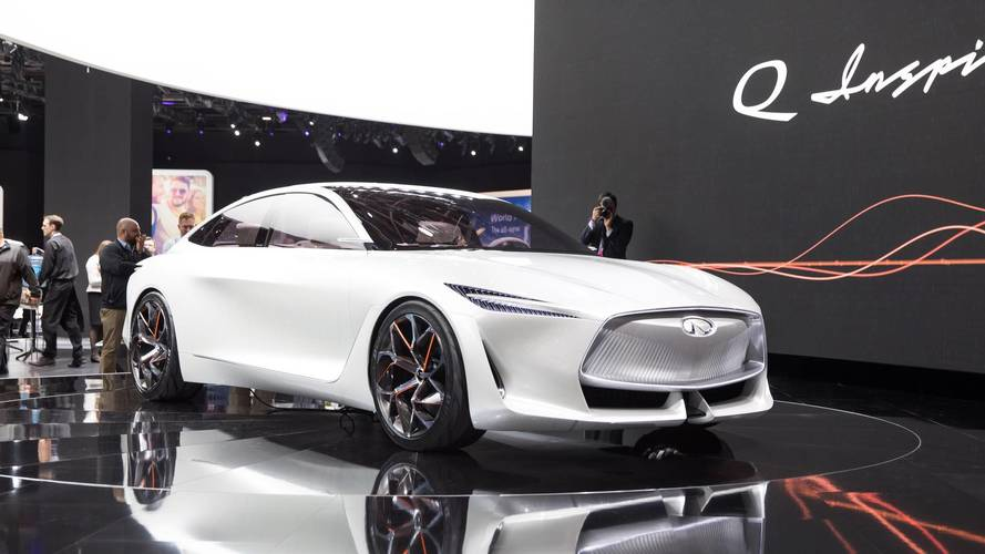 Infiniti Confirms First Pure Electric Vehicle Will Launch In 2021