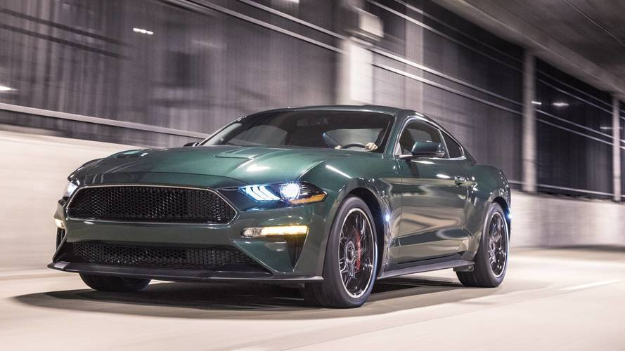 Ford prices Mustang Bullitt, confirms 480 horsepower