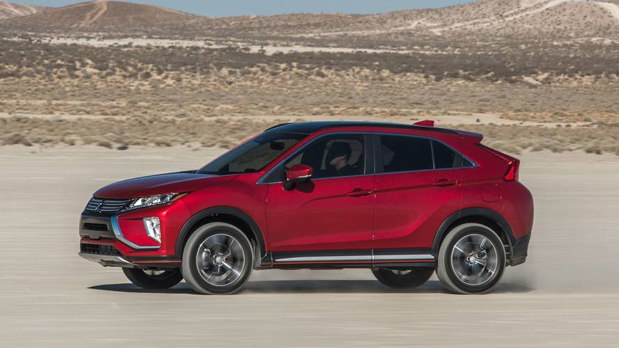 Mitsubishi Goes All-In On SUVs In The U.S.