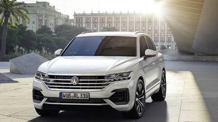 2019 VW Touareg daha çok teknoloji, daha az ağırlıkla geldi