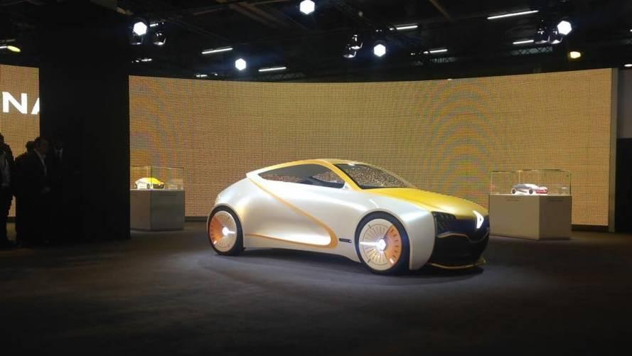 Renault présente le concept... The Concept