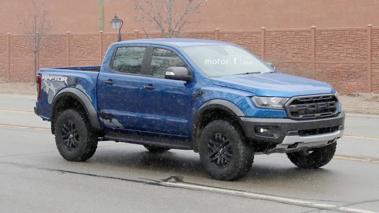 ford ranger raptor  america photo