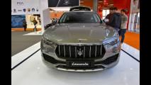 Maserati al Motor Show di Bologna 2016