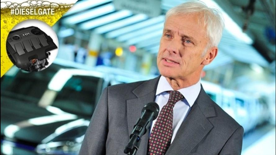 Dieselgate, Volkswagen multata in Italia per 5 milioni di euro