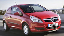 New Vauxhall Corsavan