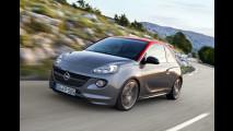 Opel Adam S, la sportiva tascabile
