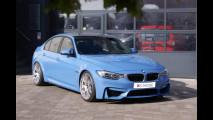 BMW M3, potenza esagerata