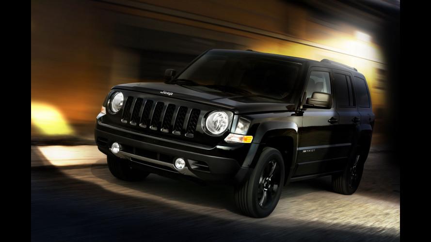 Jeep Grand Cherokee, Compass e Patriot Altitude