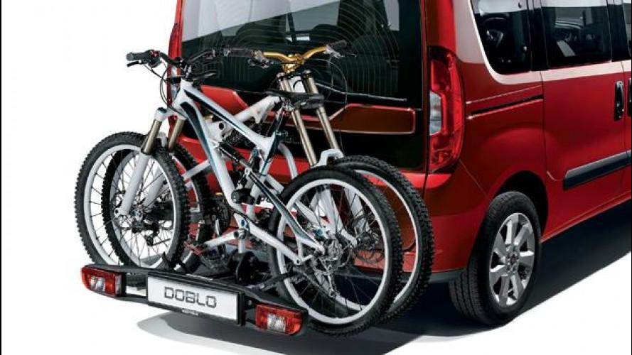 Nuovo Fiat Doblò, agli accessori ci pensa Mopar