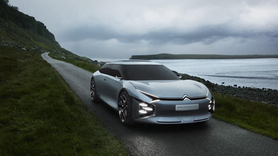 La Citroën C5 va-t-elle s'inspirer du concept CXperience ?